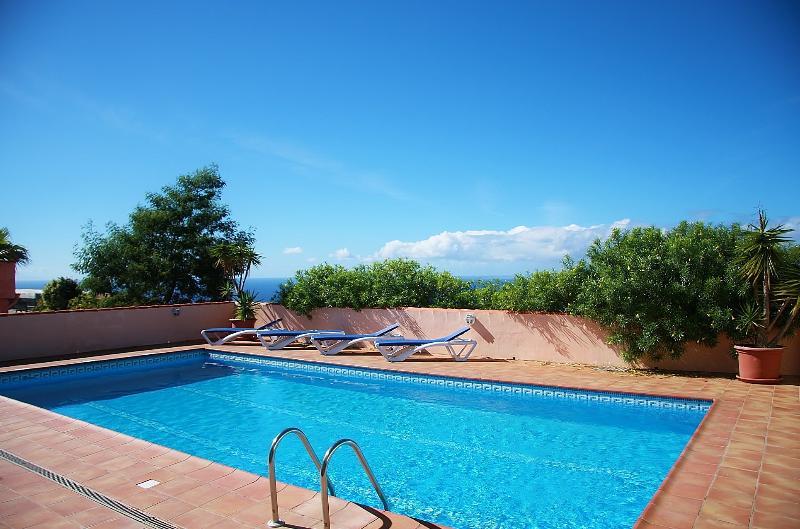 Lovely shared pool