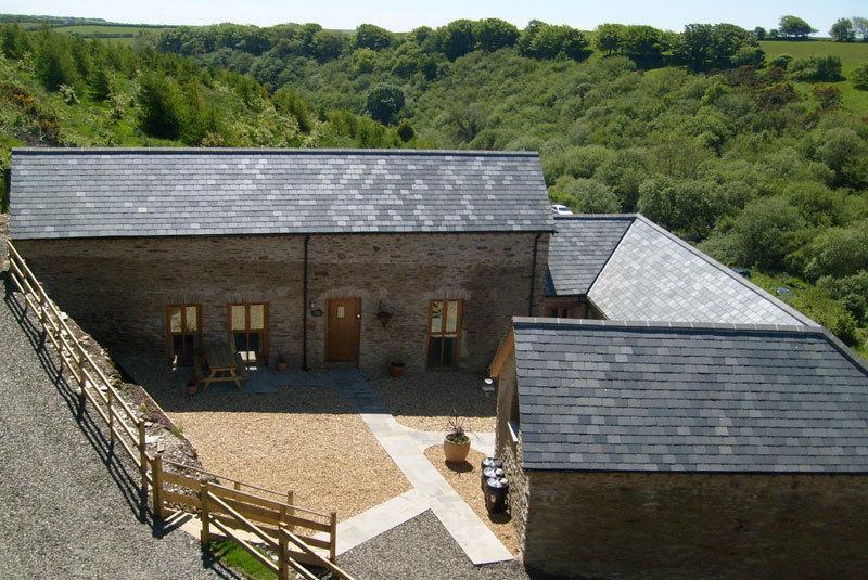 Willkommen Sie bei Ettiford Farm Cottages.