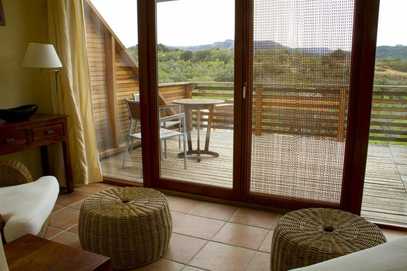 Habitacion 3, vacation rental in Castelseras