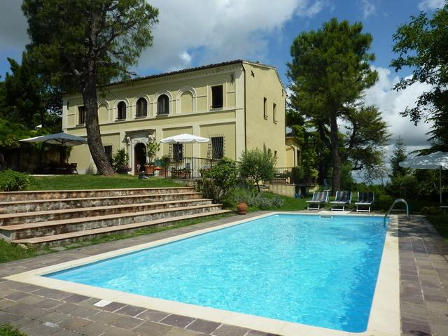 Villa Maria Daniela, holiday rental in Smerillo