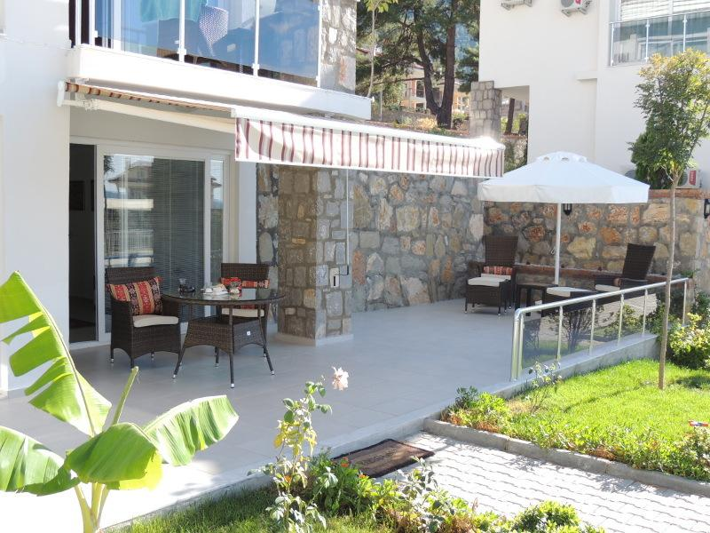 A very nice apartment for two people 90 m2 living 27 m2 terras