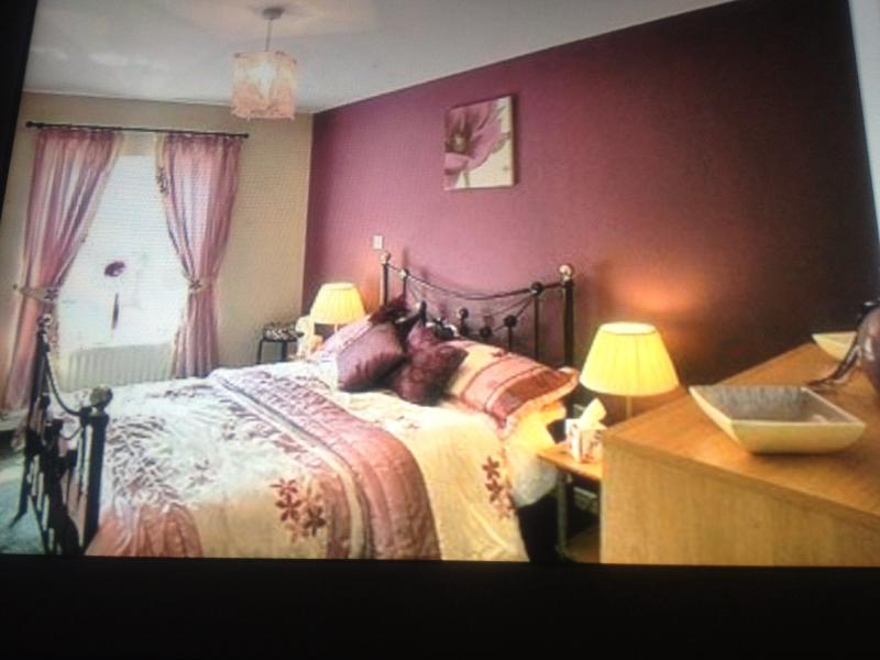 Main bedroom  double bed & single bed