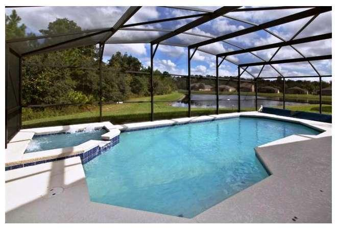 SPACIOUS AND CLEAN DISNEY RENTAL VILLA IN FLORIDA, holiday rental in Davenport
