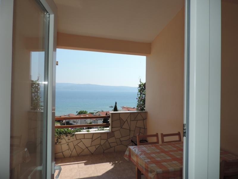 Sea view apartments Rubić Ap5, holiday rental in Duce