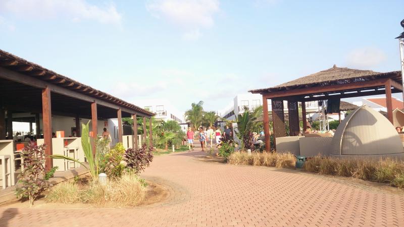 Dunas Beach bars