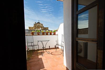 Vista desde terraza dormitorio