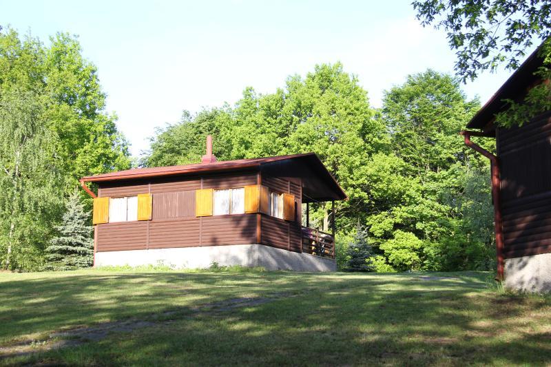The Hideaway cabin 2, holiday rental in Pilsen Region