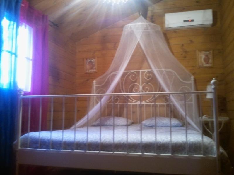 Dormitorio principal climatizado