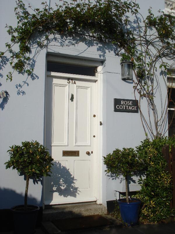 Willkommen bei Rose Cottage, beginnt die Entspannung hier