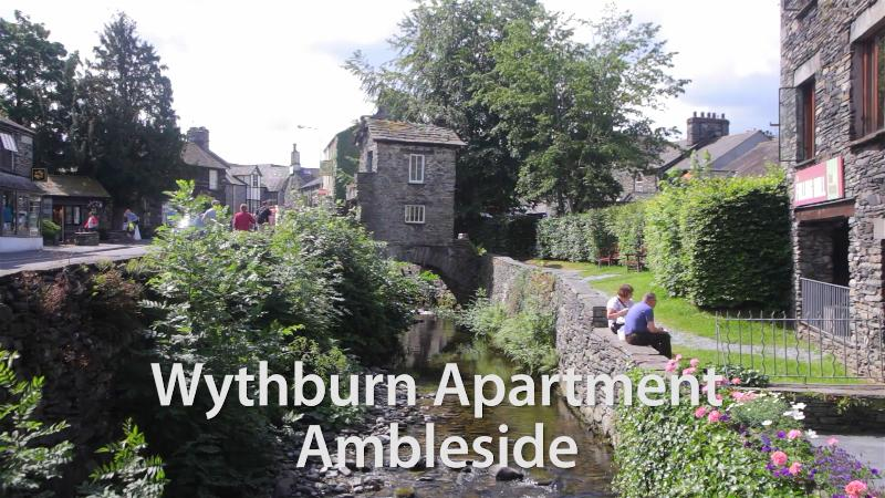 Wythburn Apartment is very nice with nice people around to help if you need !