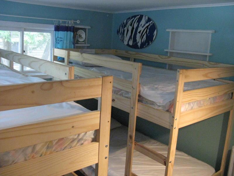 Niños dormitorio - capacidad para 4 personas