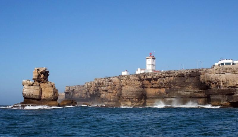 Peniche 25 minutes by car GPS: 39.360199, -9.407939