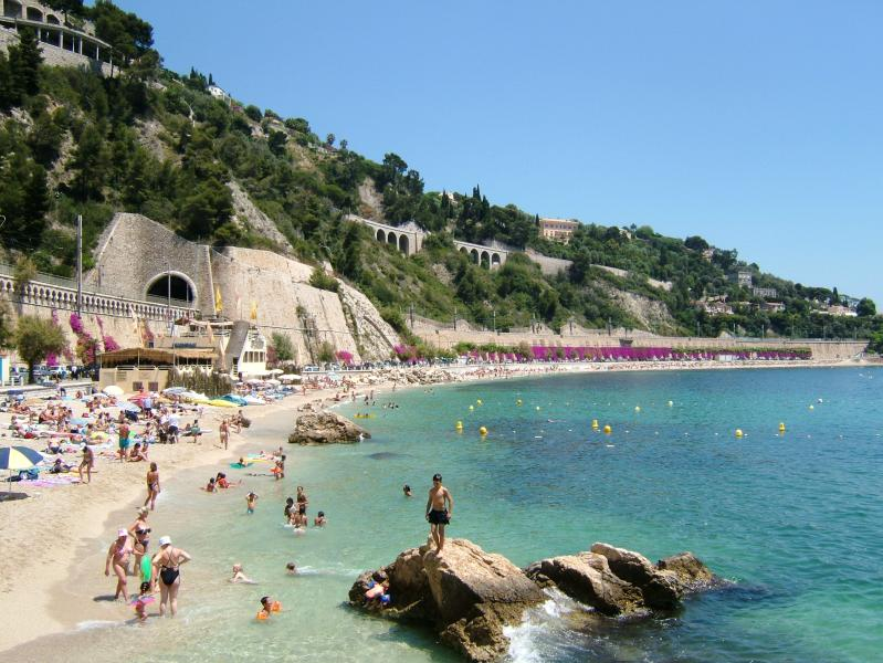 Enjoy the beach and the blue azure waters! Made famous by Picasso, Matisse, Chagill and many more!