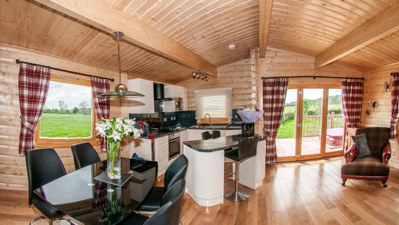 Pheasant Lodge Scottish Borders, alquiler de vacaciones en Carlisle