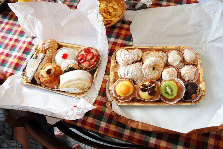Do Italians know their pastries or what?!