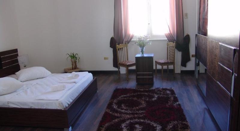 Gästezimmer.