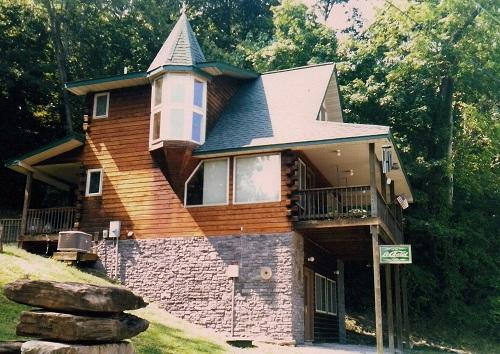 Le Chalet, holiday rental in Eckerty