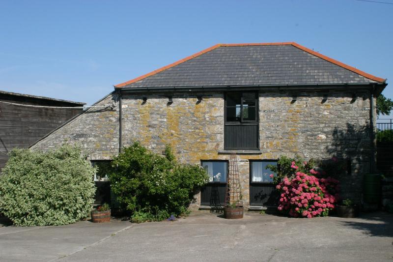 Colombe Blanche romantique Cottage