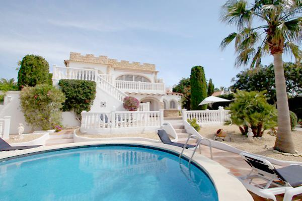 Mandala - sea view villa with private pool in Costa Blanca, vacation rental in Benissa