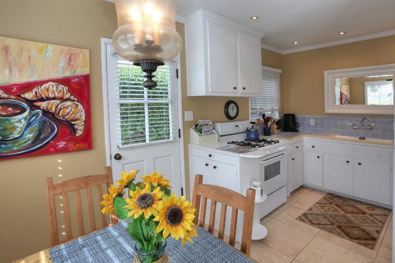 Back Cottage Kitchen