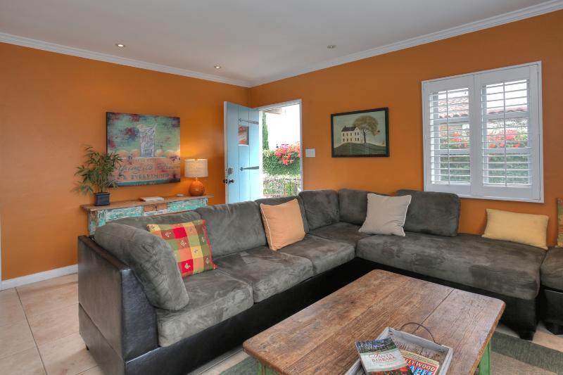 Back Cottage Living Area