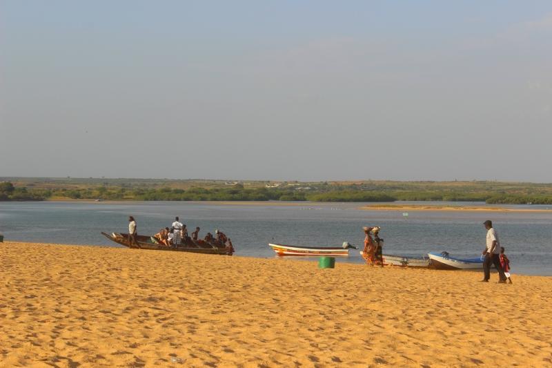 Lagune de Somone