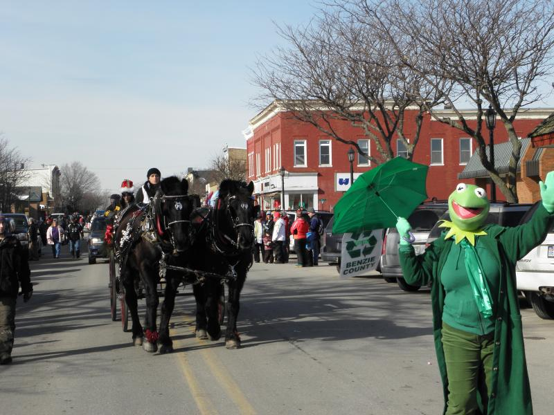February brings the annual Shiver By the River Festival.