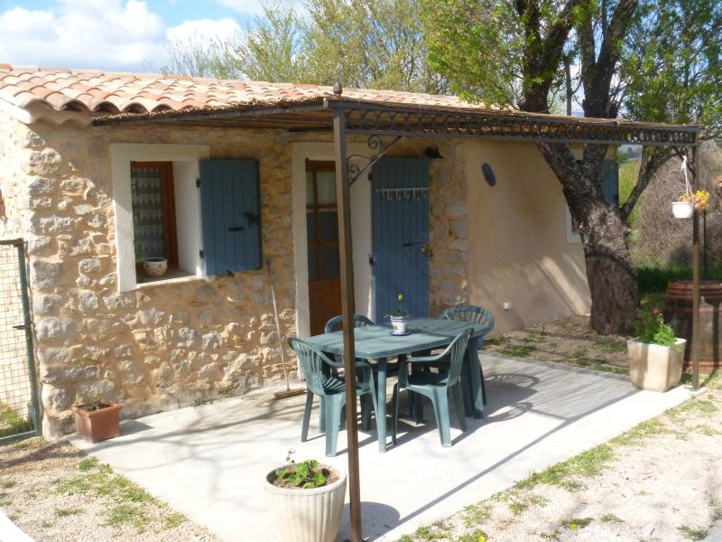 LOCATION REGION AIX EN PROVENCE, holiday rental in Mimet