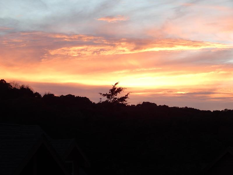 One of Many Amazing Sunset Views