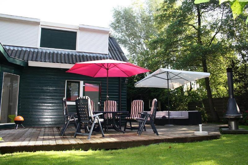 Vakantiehuis De Zuwe, location de vacances à Haarzuilens