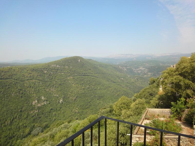 Vue panoramique ouest