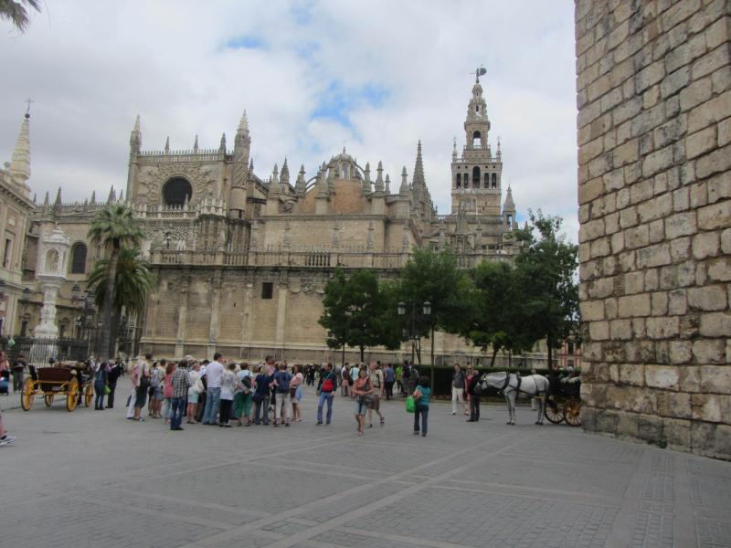 Seville Cathedral.