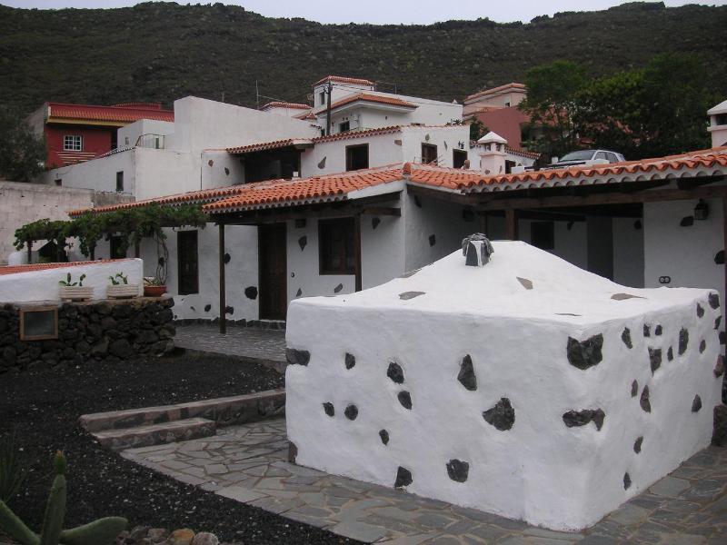 Horno antiguo del pueblo más de un siglo