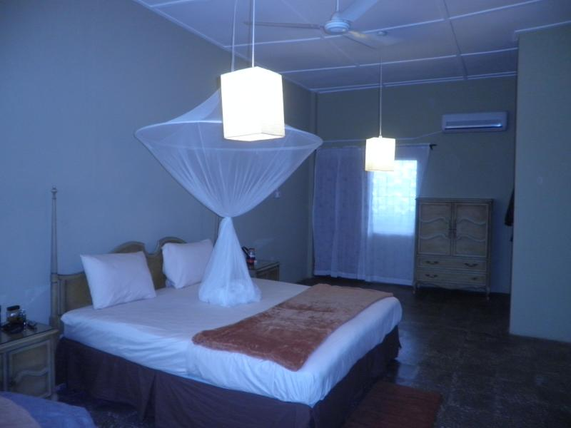 Our Elegant Bedroom with a King Size Bed. (Fully AC).