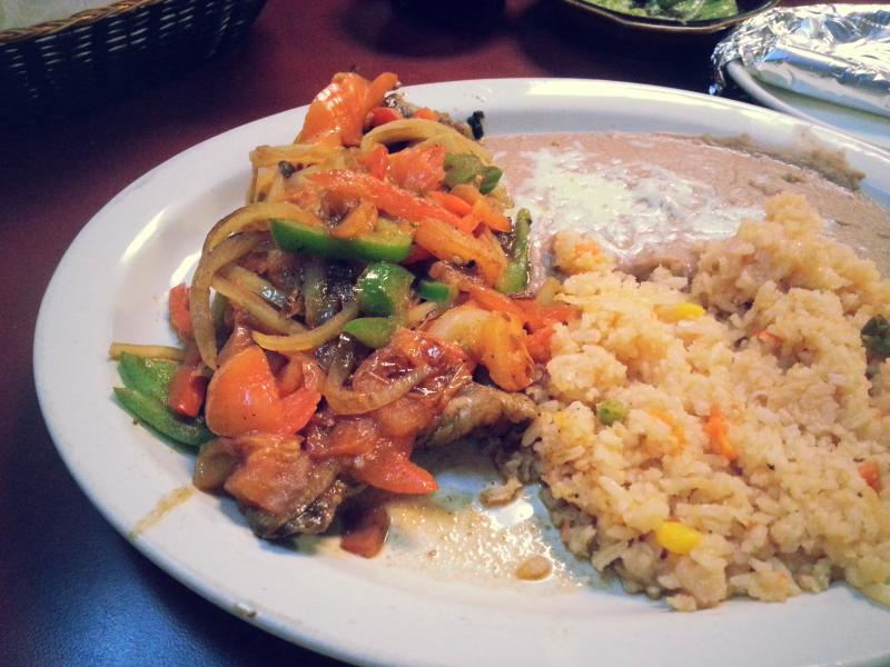 Like Mexican food? Guyabitos in town has really good food.