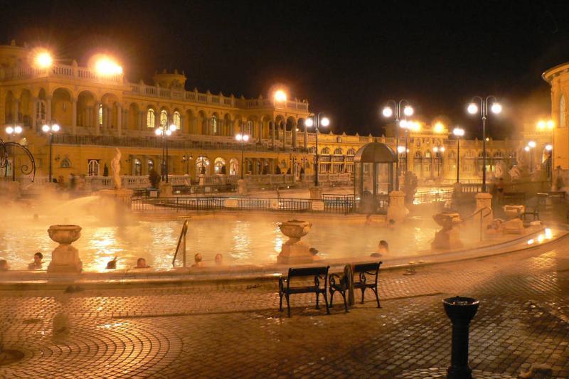 Szechényi Baths