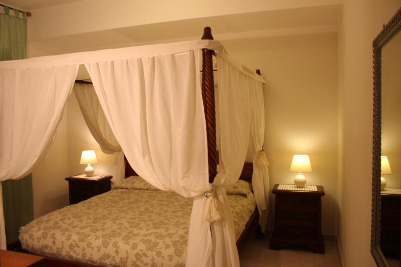 Romantic Canopy Bed Room