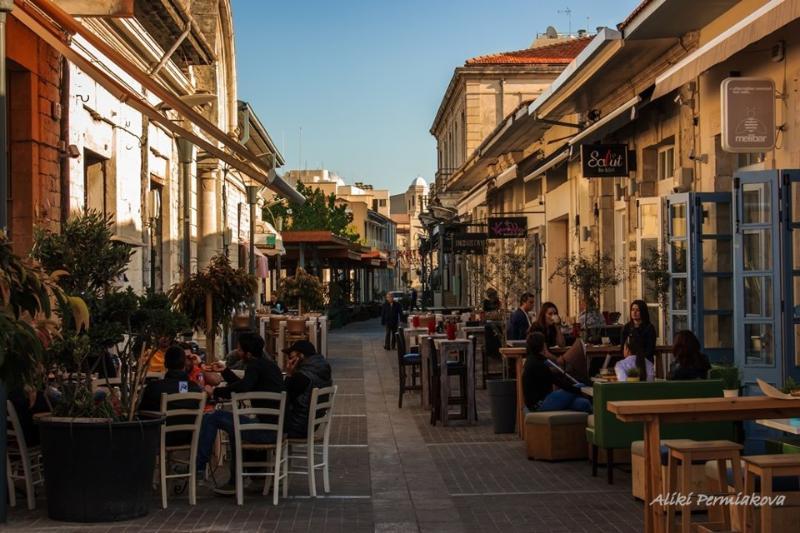 Old Town Limassol 15 mins drive
