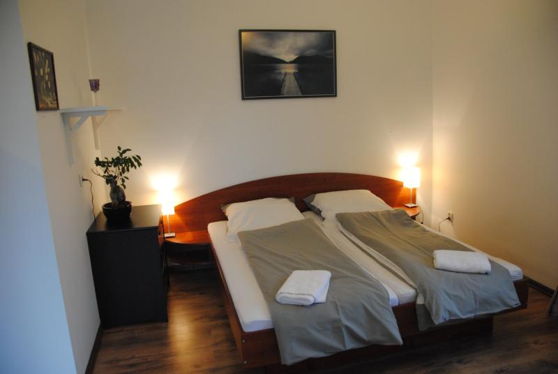 The Villa Chamonix double room with private terrasse, comfort and elegance. Silesia, Poland