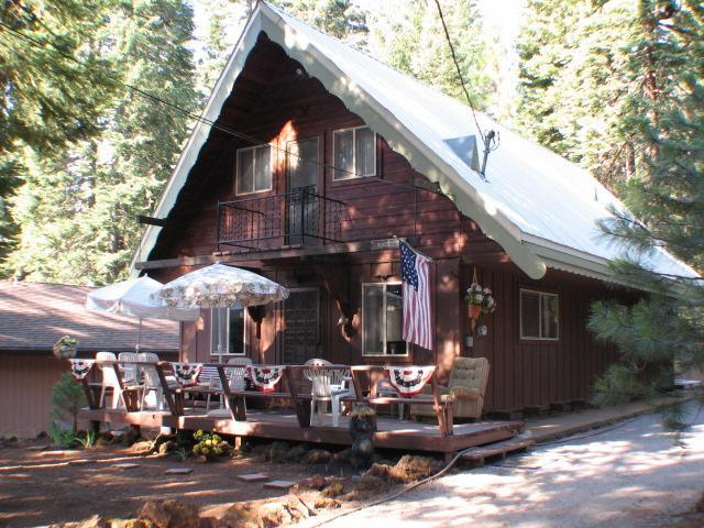 Nagel - Country Club Cabin by Rec Area 1, holiday rental in Westwood