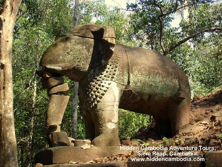 The Elephant Temple, satnding for over a 1000 years
