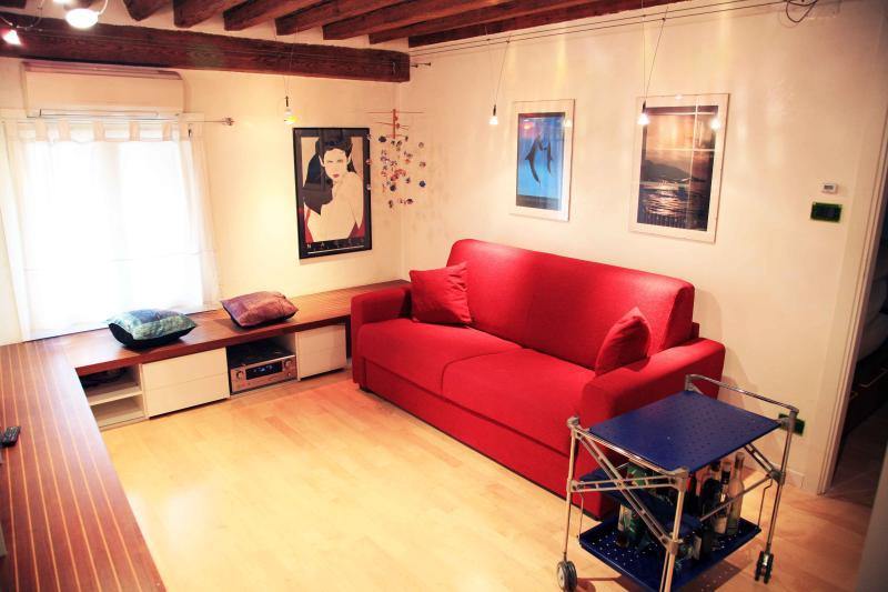 Cómoda sala de estar