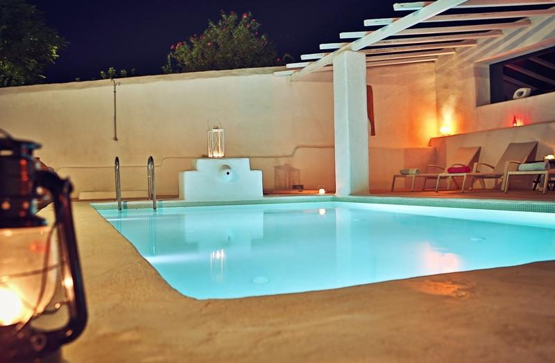 ECO Villa Meltemi, with non chloor pool, in quiet south of Rhodes., casa vacanza a Lachania