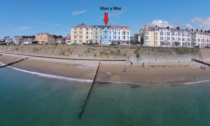 Glan y Mor, Stunning 5 Star Seafront House