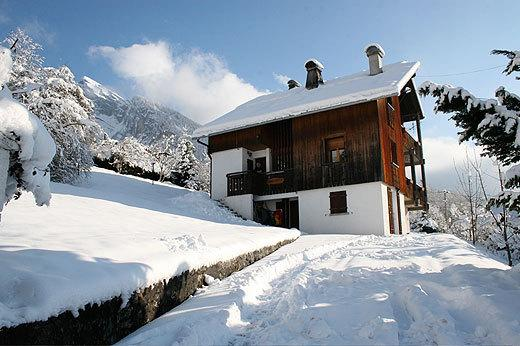 Winter at Chalet Mirabelle
