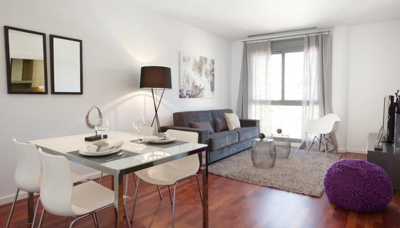 Modern Apartment  Eixample  0329545/0, holiday rental in Barcelona