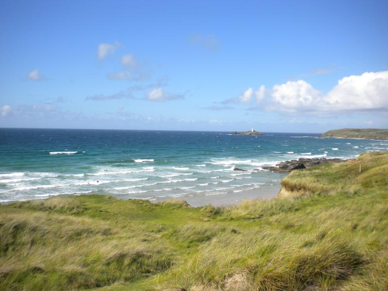 Costal Path Walk, Hayle to Gwithian