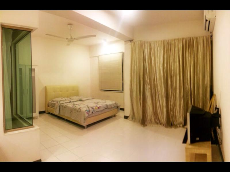 Reputable studio unit for vacation rental, holiday rental in Rawang