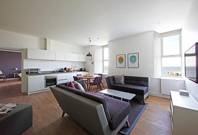 1 Bed Luxury Apartment