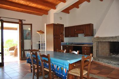 Sardegna del sud Calasapone Villa 8/10 posti letto, location de vacances à Sant'Antioco